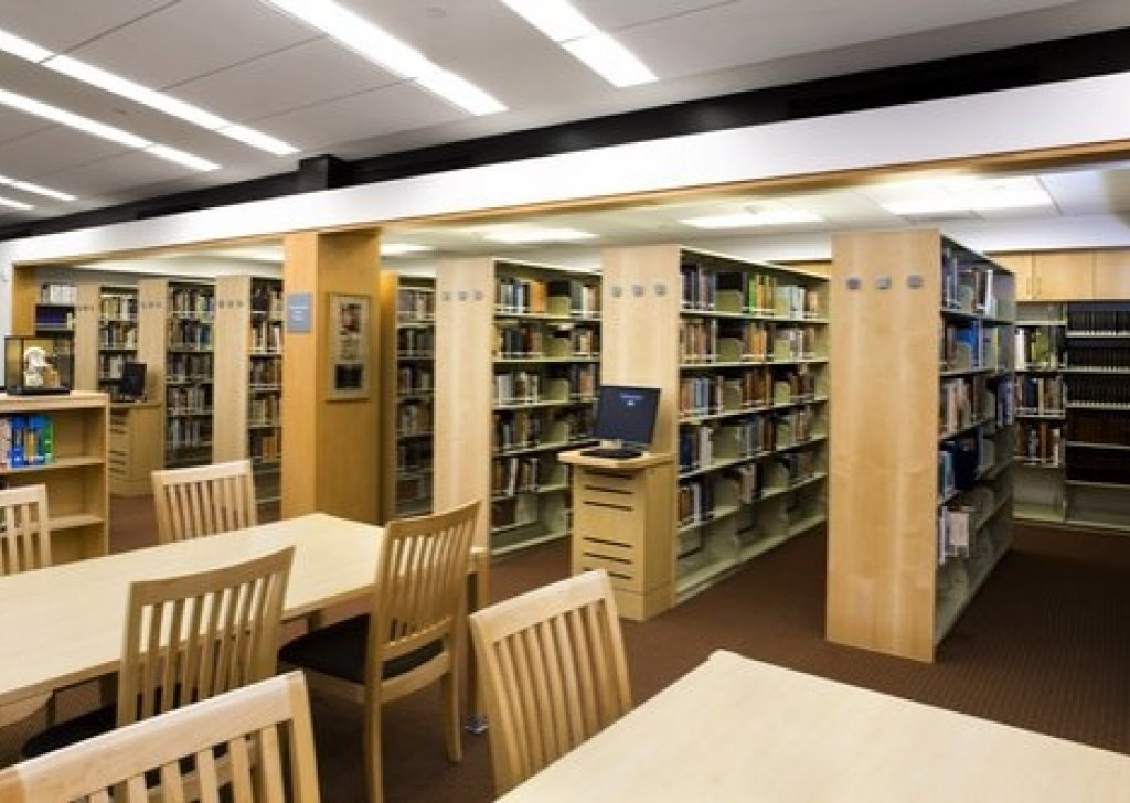 Estey library solutions ... installations photo gallery..