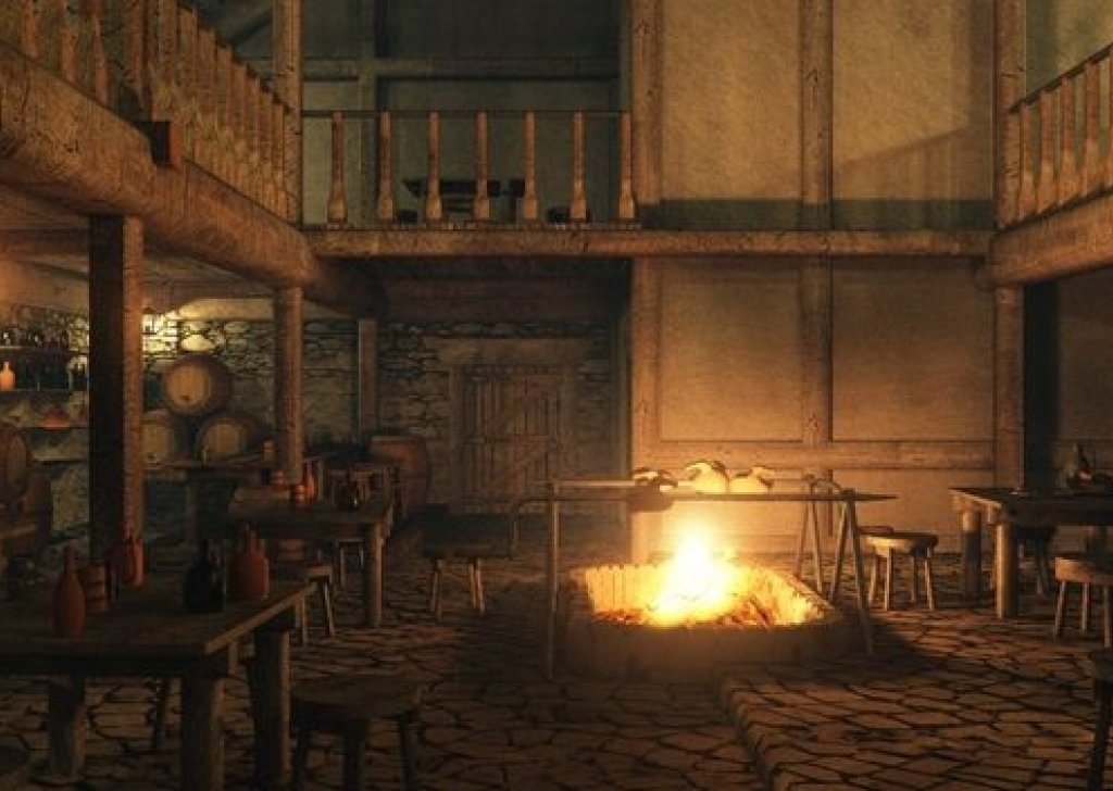 medieval tavern ambience audio atmosphere